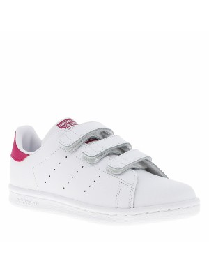 Baskets Stan Smith fille rose