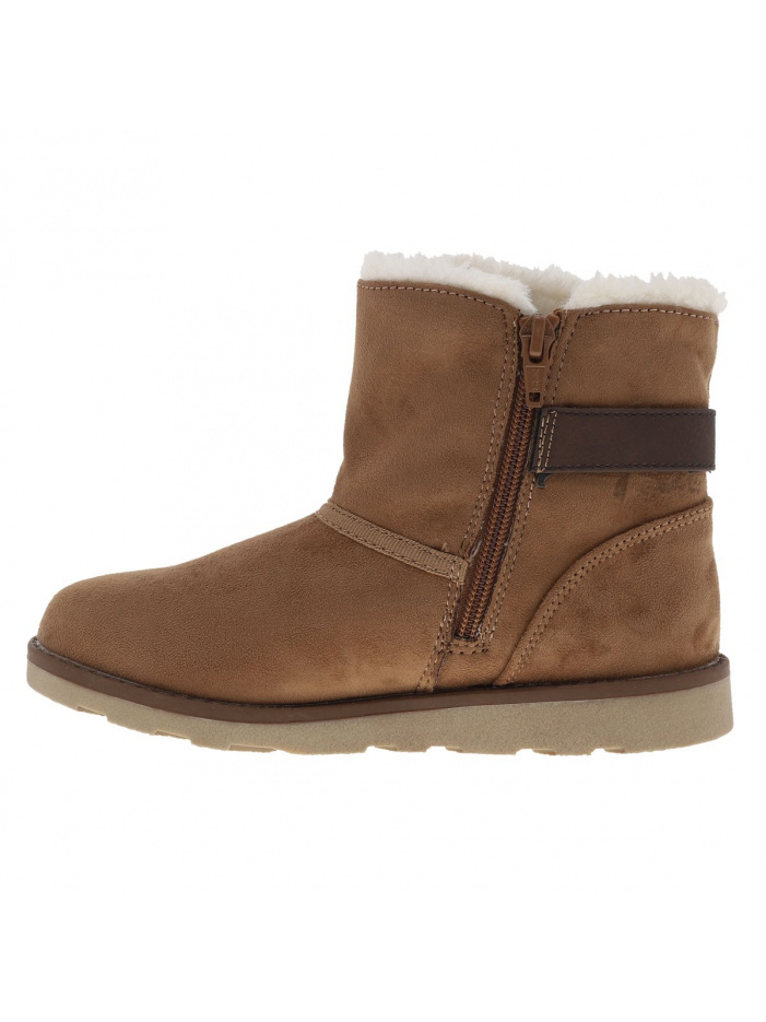 Boots fille marron TOM TAILOR