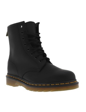 Boots cuir mat Greasy 1460