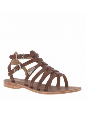 Chaussures nu pieds cuir HICARE femme