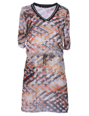 Robe manches 3/4 TOMMY femme