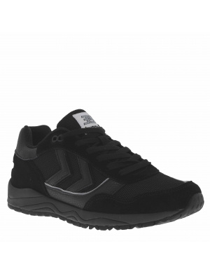Baskets basses cuir homme 3-S