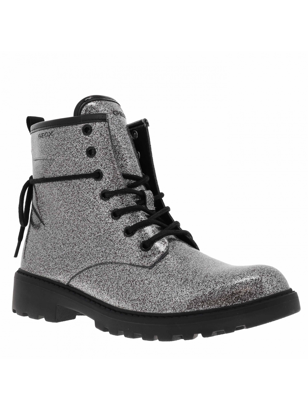 Boots fille CASEY argent GEOX