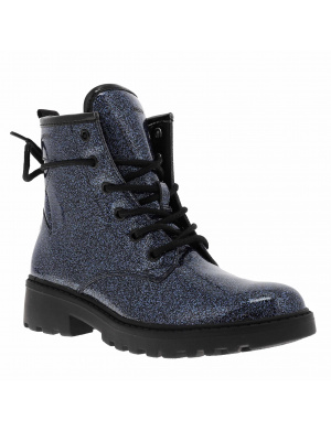 Boots fille CASEY marine