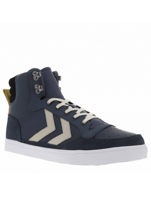 Baskets montantes homme cuir STADIL WINTER marine