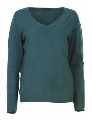 Pull taupe pour femme LIEGOIS