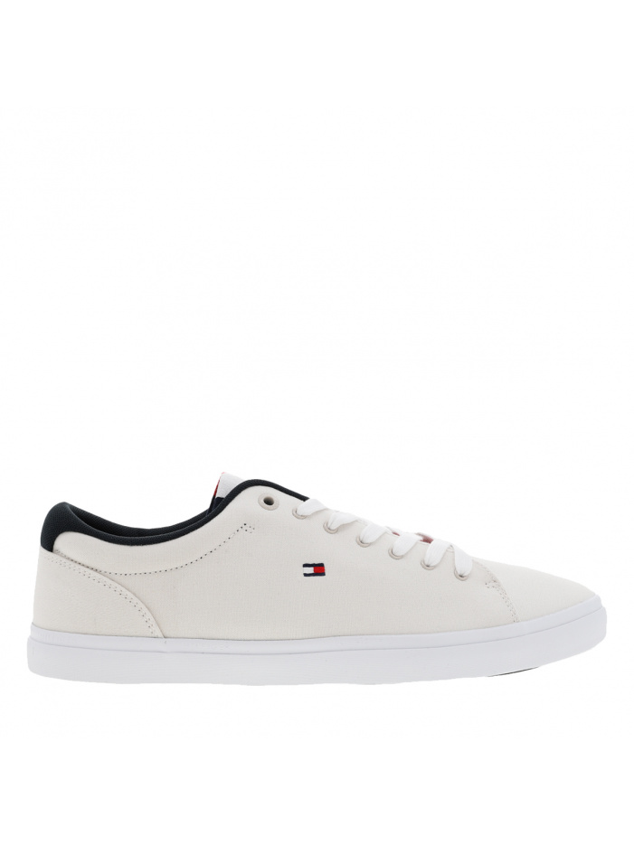 Baskets basses blanches pour femme TOMMY JEANS