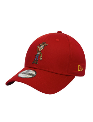 Casquette rouge pour enfant mixte logo whoody 9FORTY TOY STORY WOODY