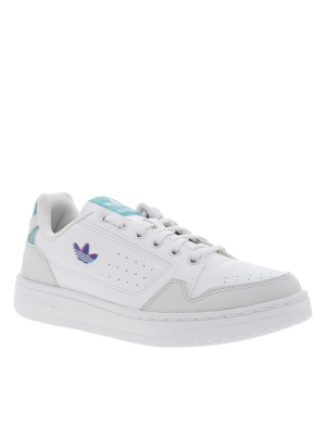 Baskets basses blanches NY 90 en cuir