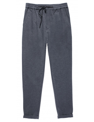 Jogging chino gris chiné