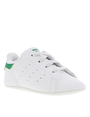 Baskets basses blanches STAN SMITH CRIB