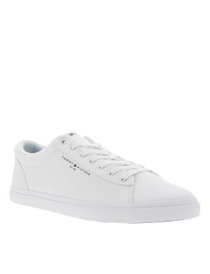 Baskets basses blanches