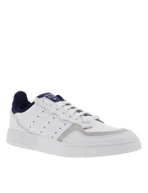 Baskets basses blanches SUPERCOURT