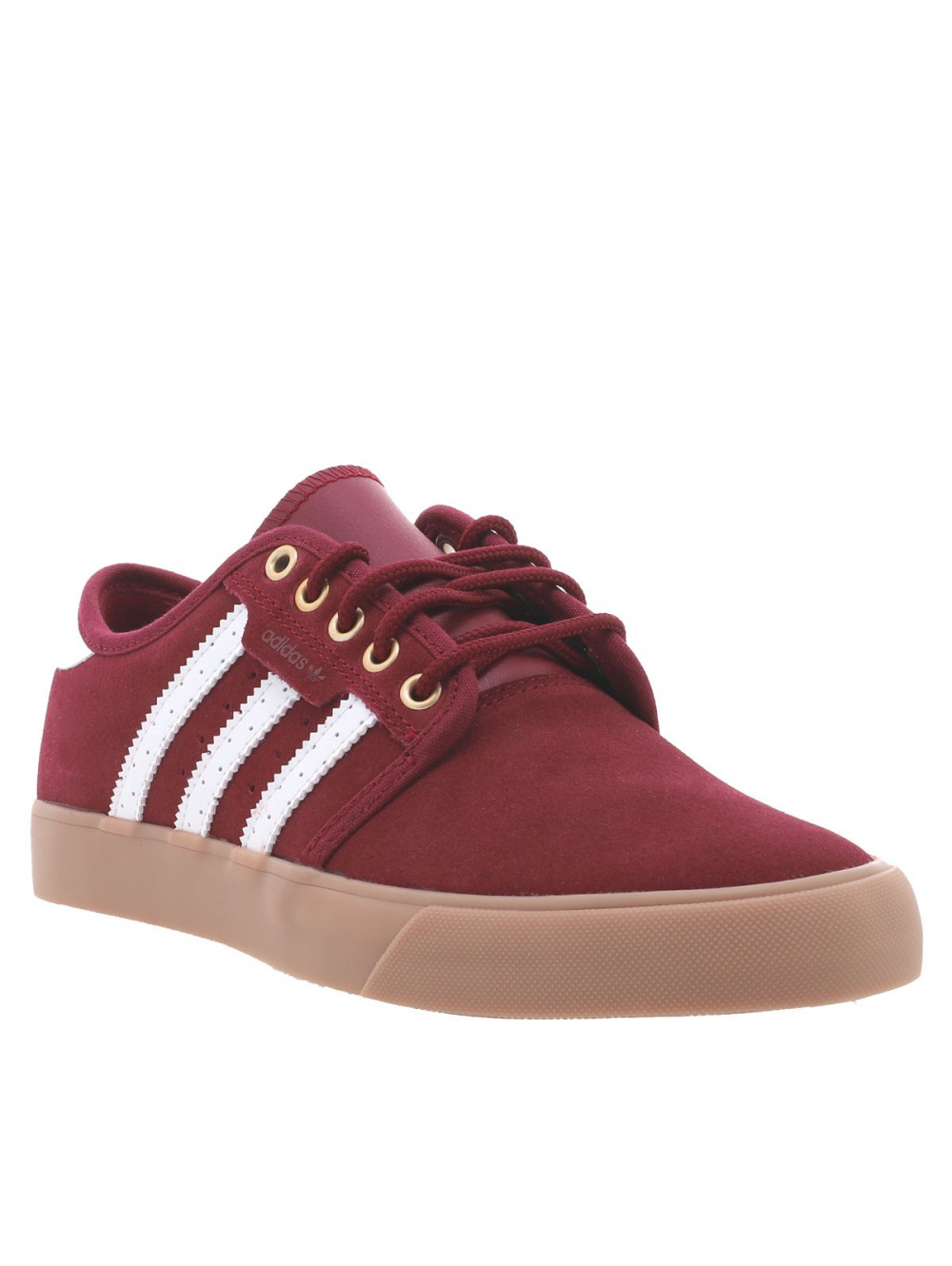 Baskets Seeley homme rouge
