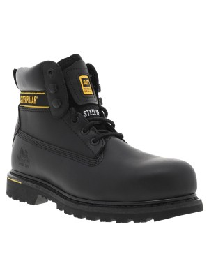 Boots cuir homme coquée Holton